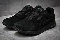 Кроссовки мужские  Saucony  Shadow, черные (12054) размеры в наличии ► [  45 (последняя пара)  ]