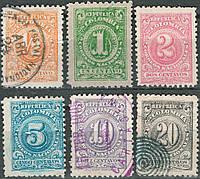 Колумбия 1904