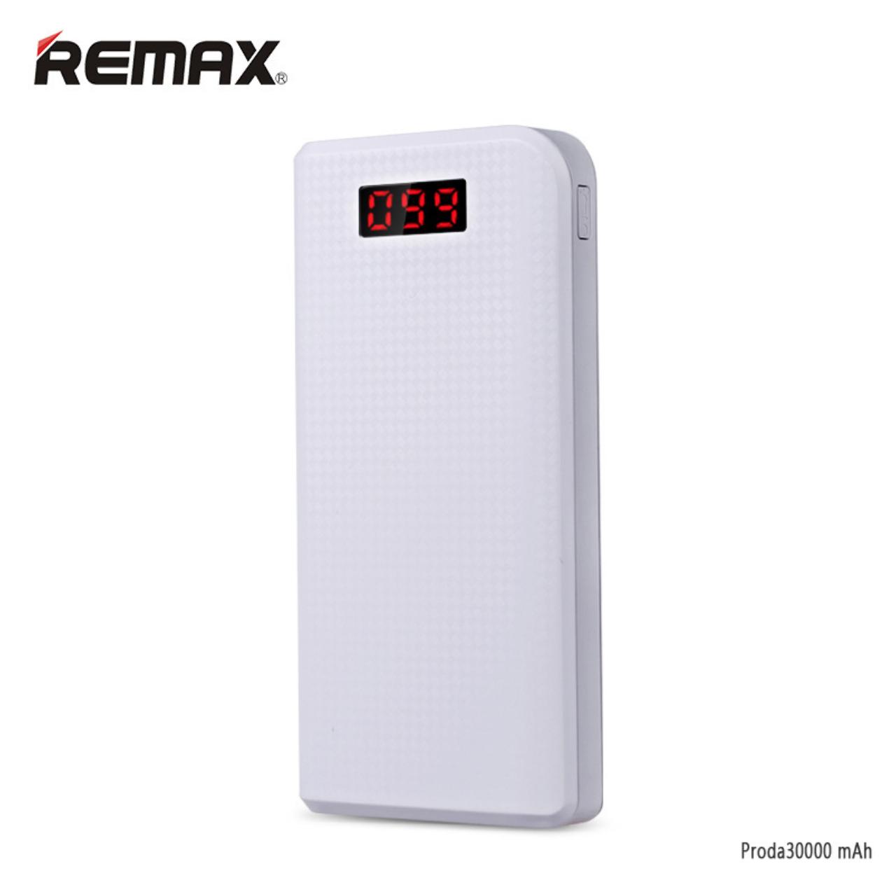 Повербанк Remax Proda 30000 mAh, Power bank, аккумулятор