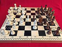 Шахматы деревянные 48 см  Украина
