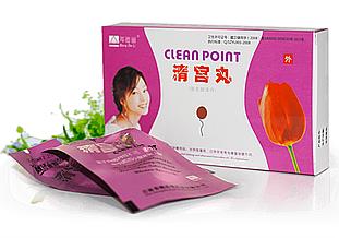 Китайские тампоны Clean Point
