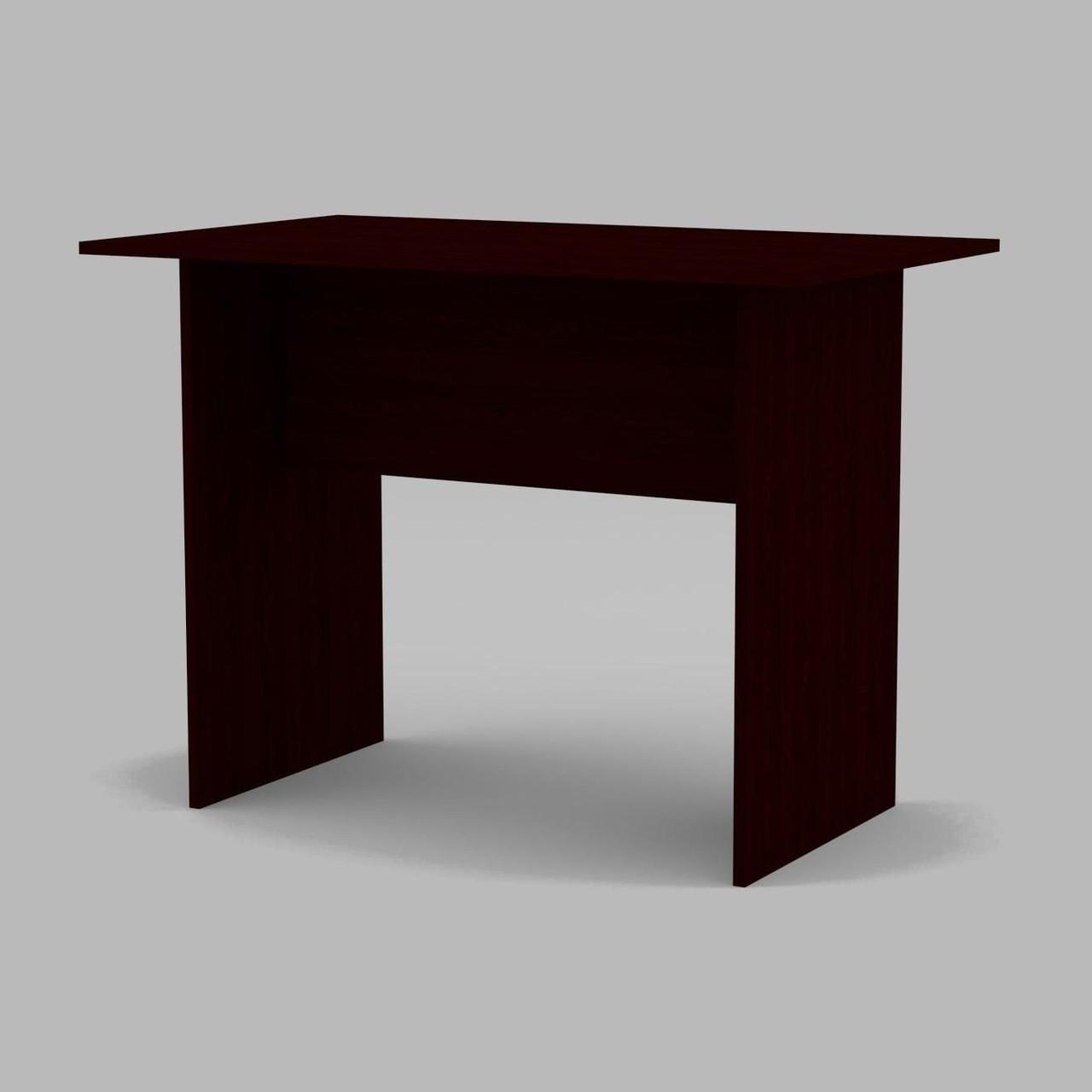 Письменный стол Компанит МО-1 1000х600х736 мм венге