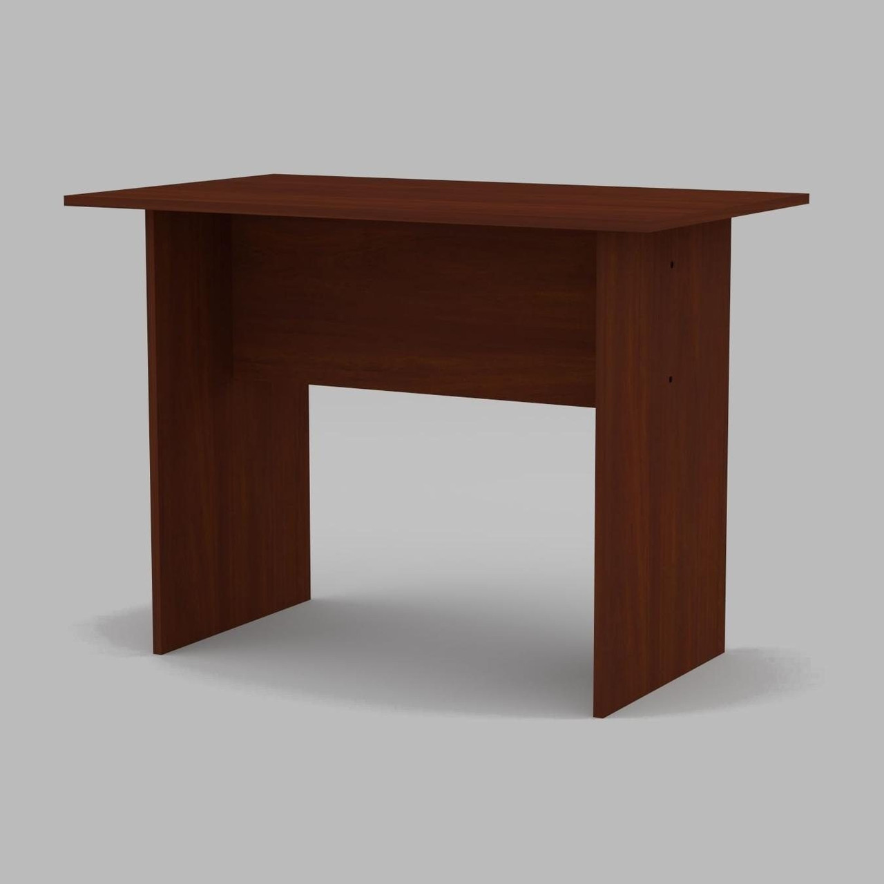 Письменный стол Компанит МО-1 1000х600х736 мм яблоня