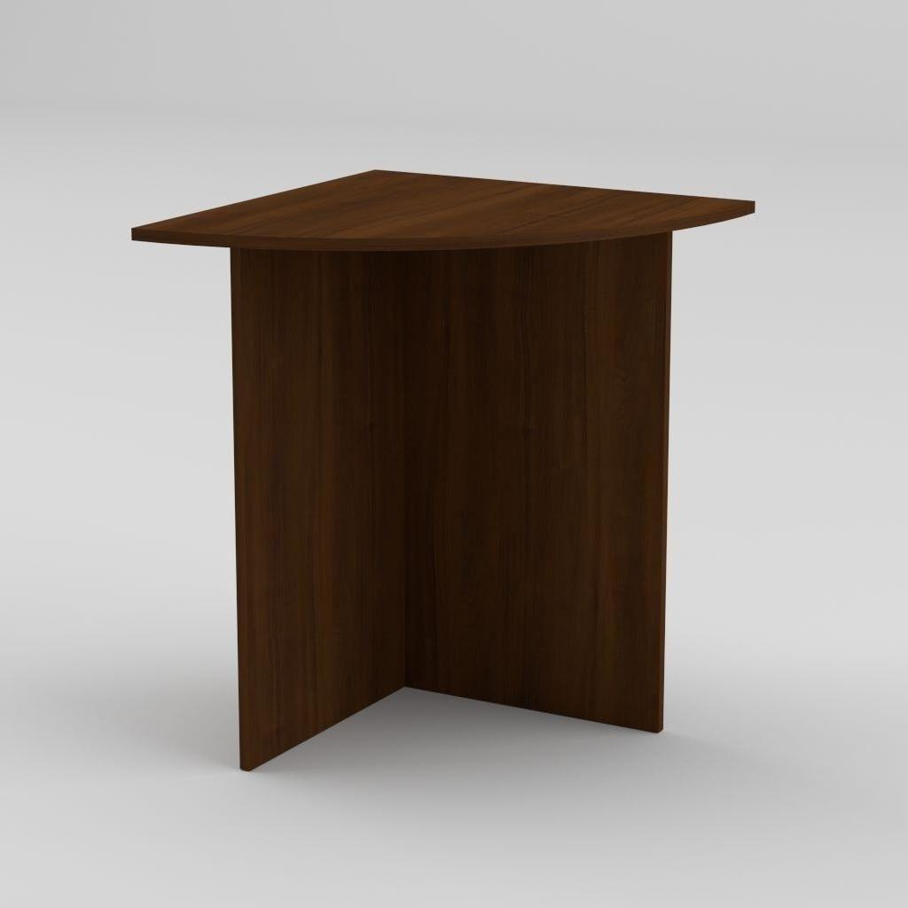 Письменный стол Компанит МО-2 600х600х736 мм орех