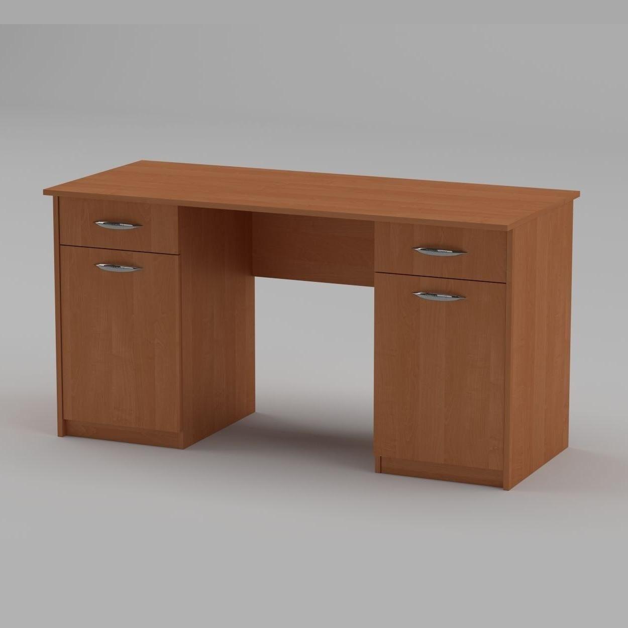 Письменный стол Компанит Учитель-2 1400х600х736 мм ольха