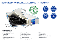 Матрас DonSon Classic Strong 80*190
