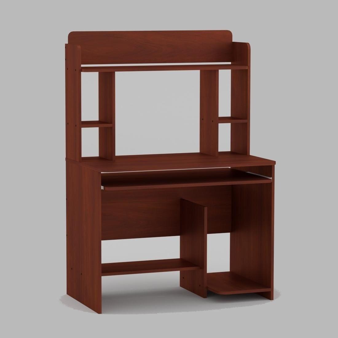 Компьютерный стол Компанит СКМ-6 1000х598х756 мм яблоня