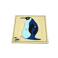 Пингвин (пазл)