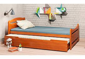 Детская деревянная кровать Авена. ТМ Camelia
