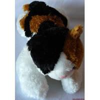 Мягкая игрушка озвученая Кот №59, отличные подарки детям и девушкам , отличный подарок