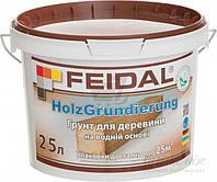 Грунтовка для обработки всех пород дерева HolzGrundierung 2,5 л