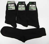Мужские носки ЖИТОМИР cotton черные 12 шт уп 40-45 , фото 1