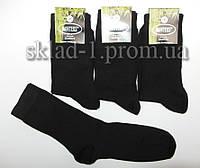 Носки мужские бамбук Monteks 41-44 черные  12 пар уп 0215, фото 1