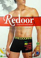 Мужские трусы боксеры Redoor elastic (уп. 24 шт) 3239