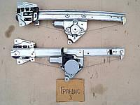 Стеклоподъемник задней двери  Mitsubishi Grandis, 2008 г.в. MR959659, MR999847, MR999848, MR989948