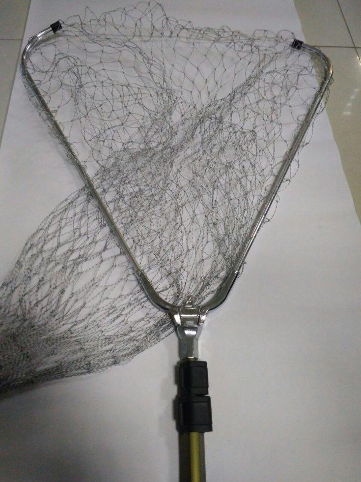 Подсак треугольный складной, 65*315см