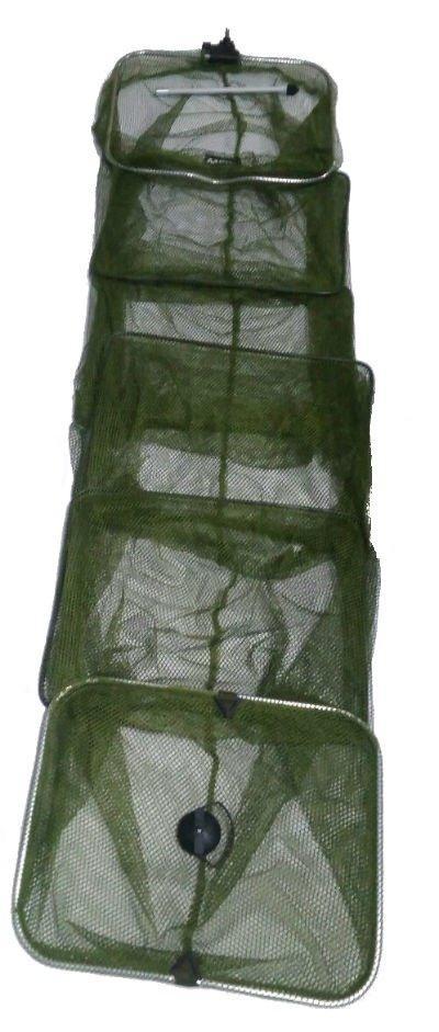 Садок карповый Weida (Kaida) прямоугольный 2.5м, фото 1