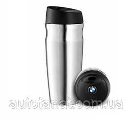 Термокружка BMW Thermo Mug, оригинальная (80562211967)
