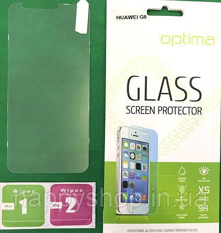 Защитное стекло для Huawei Ascend G8 (RIO-L01), фото 2