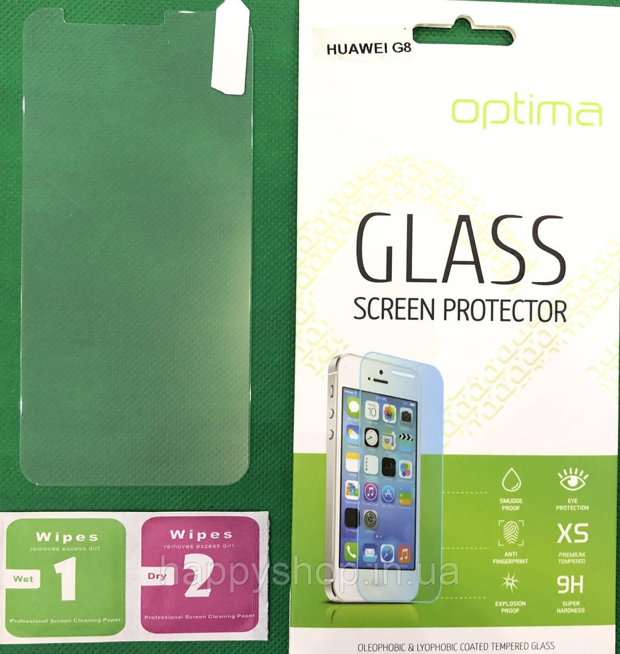 Защитное стекло для Huawei Ascend G8 (RIO-L01)