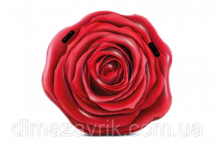 Матрас 58783 Красная роза 137-132 см