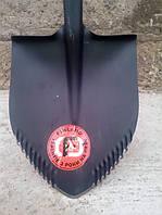 Лопата цельнометаллическая штыковая с зубьями 120см, 2кг FINLAND (1545)