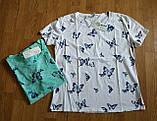 Молодежная женская футболка БАБОЧКИ, фото 2