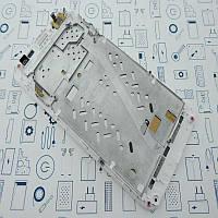 Дисплей Prestigio PAP3501 модуль белый Сервисный оригинал с разборки
