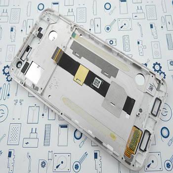 Дисплейный модуль Asus T500 модуль белый Сервисный оригинал с разборки