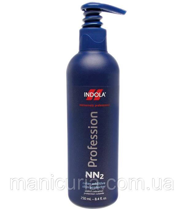INDOLA NN2 Color Additive Skin Protector - защитная добавка в краску для защиты кожи головы, 250мл - Интернет-магазин «Маникюрия» в Николаеве