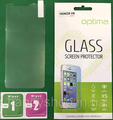 Захисне скло Huawei Honor V8, фото 2