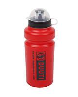 Велосипедная бутылка питьевая Duuti красная 500 мл, фото 1