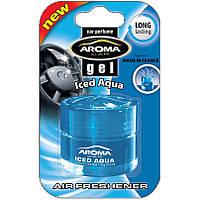 Aroma Car Gel Iced Aqua/Холодная Вода