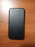 Чехол- книга Premium для Meizu M6T (черный)