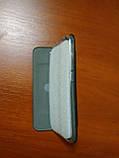 Чехол- книга Premium для Meizu M6T (черный), фото 3