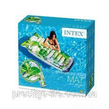 """Матрас для плавания Intex """"Мохито"""" (178х91см) 58778EU"""