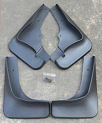 Брызговики Митсубиси Аутлендер ХЛ (Mitsubishi Outlander XL) 2007-2012 г