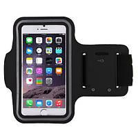 """Чехол на руку для бега iPhone 6 6S 7, спортивный чехол для смартфонов 4.5""""-4.9"""" дюймов"""