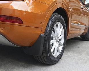 Брызговики БМВ Х5 Ф15 (BMW X5 F15) с 2013 г (с порогом)