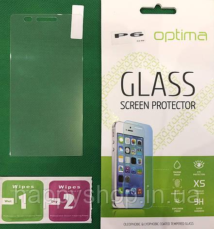 Защитное стекло для Huawei Ascend P6, фото 2