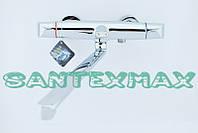 Двохвентильний змішувач для ванни Latres Lorenzo 006 euro, фото 1