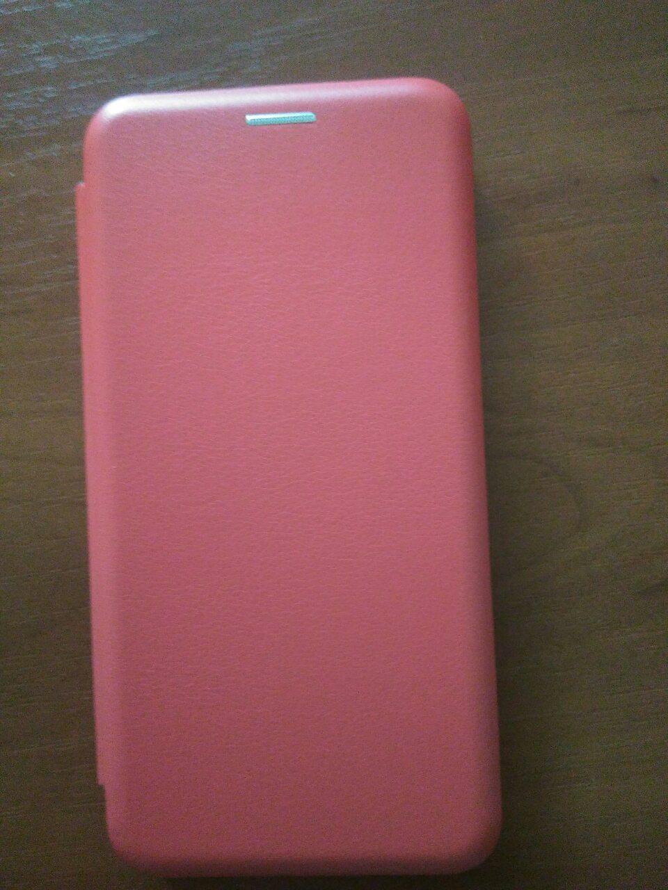 Чехол- книга Premium для Meizu M6T (красный)