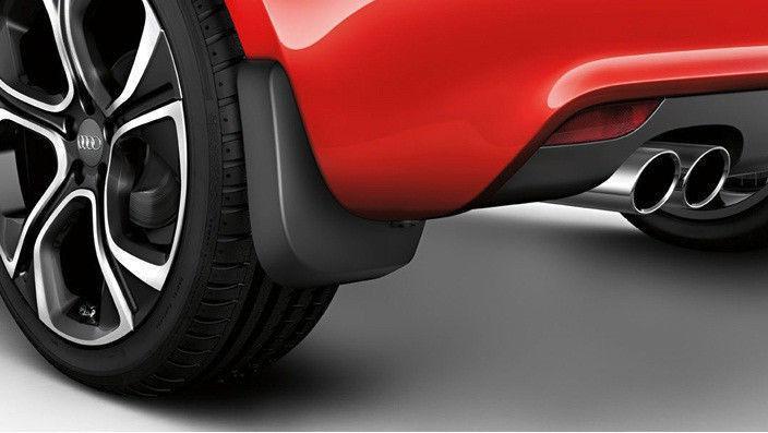 Брызговики задние Ауди А1 (Audi A1)
