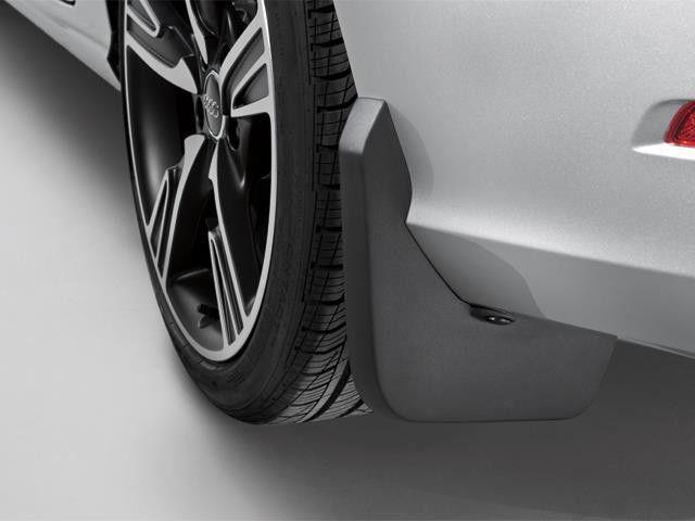 Брызговики задние Ауди А3 (Audi A3) с 2012 г (седан)