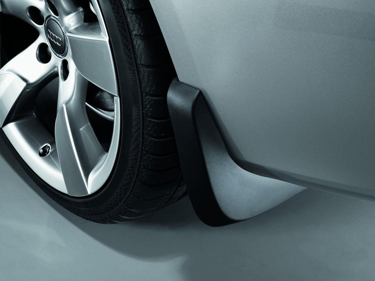 Брызговики задние Ауди А5 (Audi A5) 2008-2011 г (дорестайлинг)