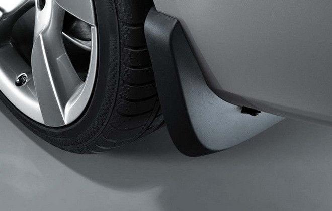 Брызговики задние Ауди А5 (Audi A5) (купе)