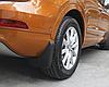 Брызговики Ауди Q3 (Audi Q3) задние (2шт), фото 2