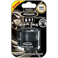 Aroma Car Gel Black Jack/Блек Джек