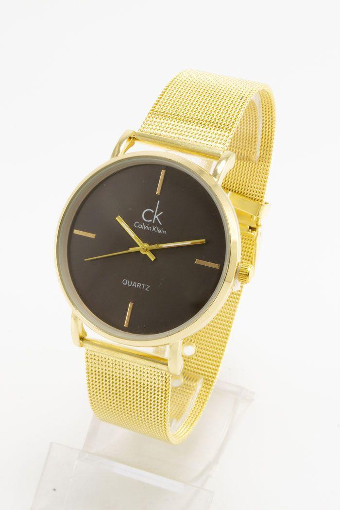 Женские наручные часы Kalvin Clein, в стиле Кэлвин Кляйн (код: 15119)