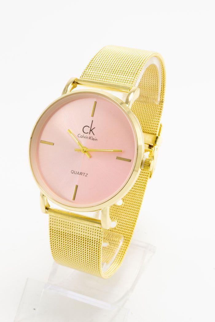Женские наручные часы Kalvin Clein, в стиле Кэлвин Кляйн (код: 15120)
